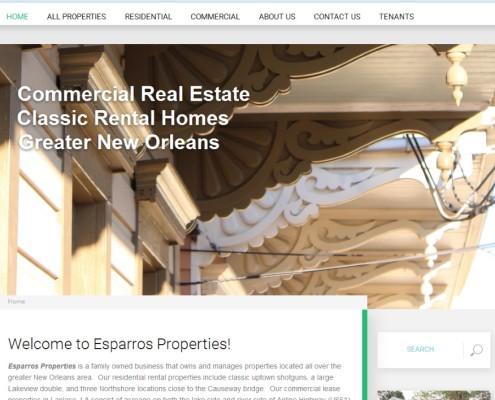 Esparros Properties - Home Page