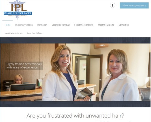 Image Perfect Laser - Home Page