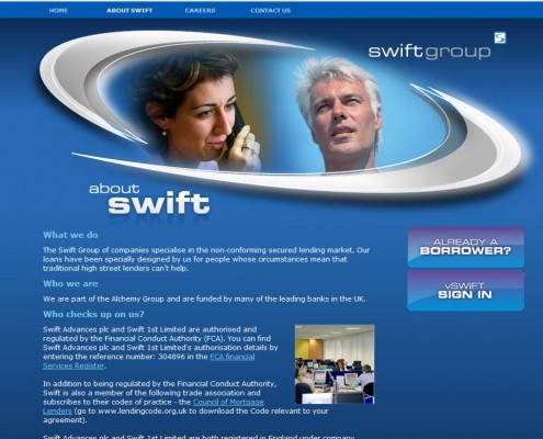 The Swift Group - Home Page