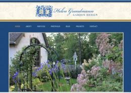 Helen Grundmann Garden Design Home Page