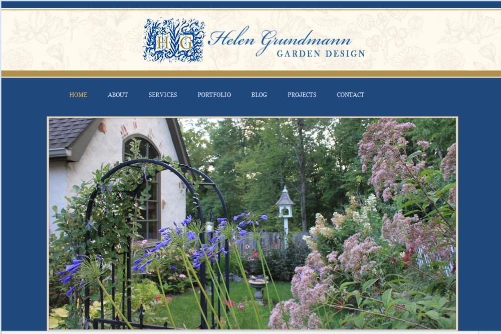 Helen grundmann garden design clients visualme for Help me design my garden
